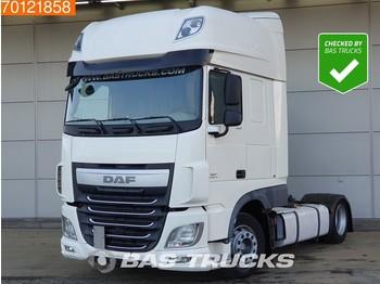 Tractor unit DAF XF 440 4X2 SSC Mega 2x Tanks Euro 6