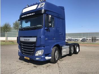 DAF XF 460 FTG voorloopas euro 6 automaat - tractor unit