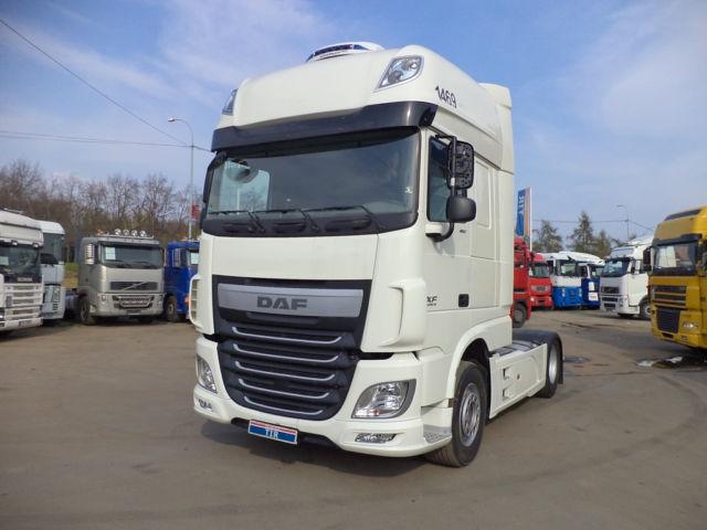 Tractor unit DAF XF 460 FT SSC EURO 6 RETARDER - Truck1 ID: 1371097