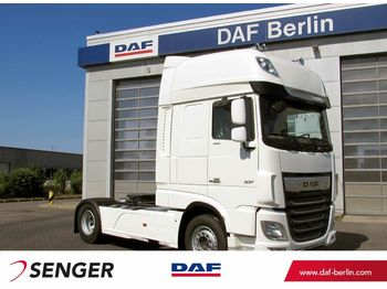 DAF XF 480 FT SSC, TraXon, Intarder, Euro 6  - tractor unit