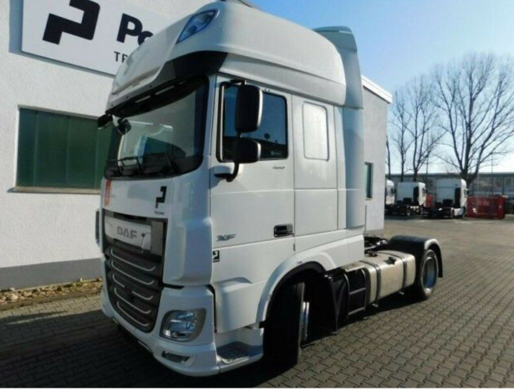 tractor unit DAF XF 480 SSC FT LD intarder 4x2