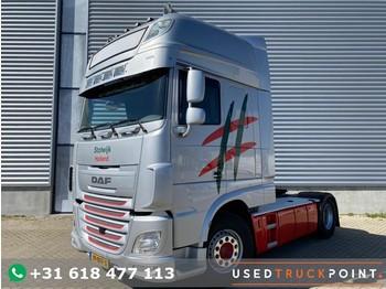 Tractor unit DAF XF 510 SSC / Manual / Retarder / Special / TUV:9-2020 / NL-Truck
