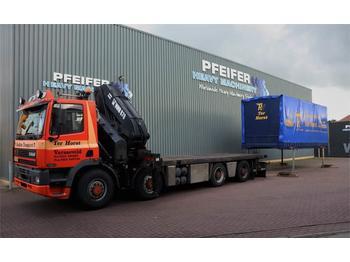 Tractor unit Ginaf M4243 S 400 Valid Inspection Till 01-2021, 87/tm H