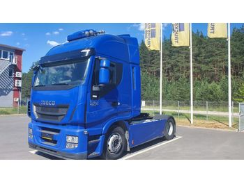IVECO 480 Retarder German Truck - tractor unit