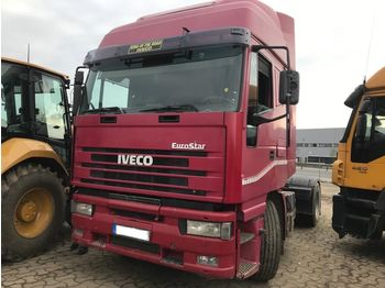 IVECO Eurostar 440E43T left hand drive RETARDER ZF manual - tractor unit