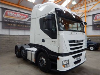 IVECO STRALIS 450 - tractor unit