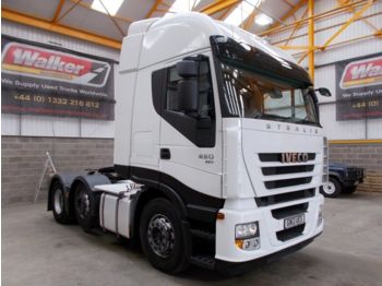 IVECO STRALIS 450 EURO 5, 6 X 2 TRACTOR UNIT - 2013 - GN13 UES - tractor unit