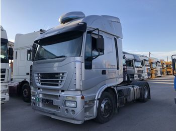 IVECO STRALIS EURO5 MANUAL PTO ANALOG TACHO - tractor unit