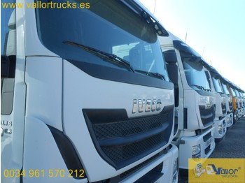 IVECO Stralis 460 2016 MANUAL - tractor unit