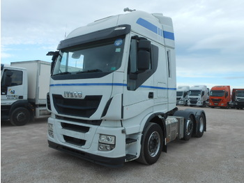 IVECO Stralis AS440S46TX/P - tractor unit