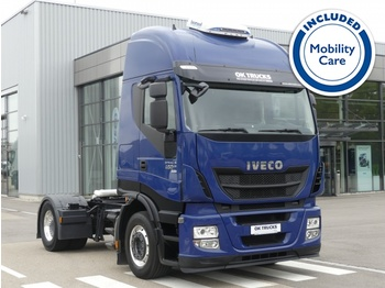 IVECO Stralis AS440S46T/P ink. Iveco Mobility Care - tractor unit