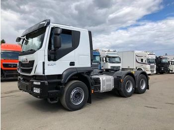 IVECO Trakker AT6S500 6x4 - tractor unit
