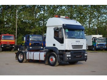 Tractor unit IVECO ZF STRALIS 430