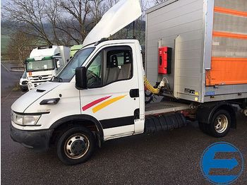 Tractor unit Iveco 50 C 17 DAILY
