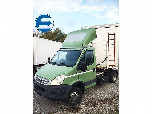 Tractor unit Iveco 50 C 18 DPF SZM 3,5t - Truck1 ID: 3347819