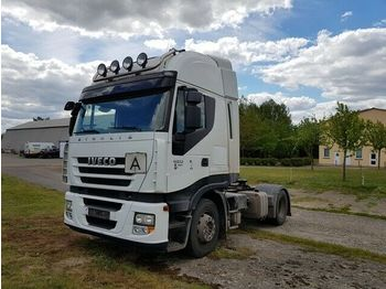 Tractor unit Iveco AS440S42 T/P 2 Kreishydraulik, Active Space