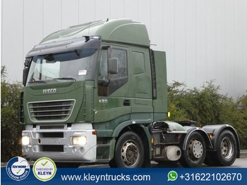 Tractor unit Iveco AS440S43 STRALIS 6x2 hydraulics