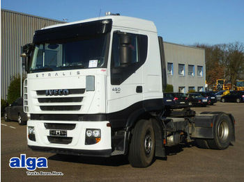 Tractor unit Iveco AS440S45 T/P Stralis, wenig KM, Intarder!