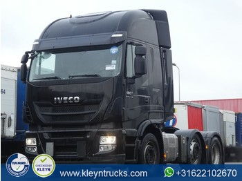 Tractor unit Iveco AS440S46 STRALIS hi-way 6x2 euro 6