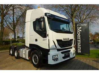 Tractor unit Iveco AS440S50 6x4 Mit Hydrauliek