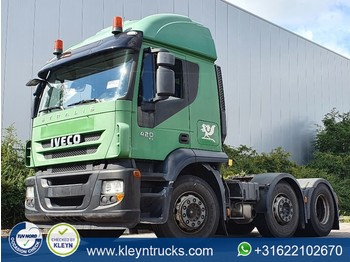 Tractor unit Iveco AT440S42 STRALIS 6x2