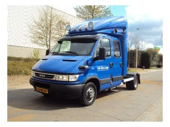 iveco daily 40c17dt 4x2 tractor unit from belgium for sale. Black Bedroom Furniture Sets. Home Design Ideas