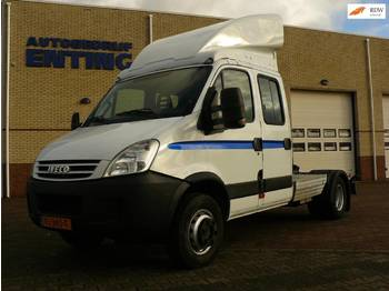 Tractor unit Iveco Daily 65 C 18 D 375 10 Tons BE Trekker / VB Luchtvering / CC /Airco
