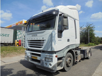 Iveco STRALIS 430 - tractor unit