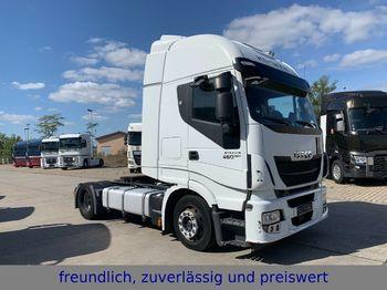 Tractor unit Iveco *STRALIS 460*HI-WAY*RETARDER*EURO 5 EEV*2x TANK*