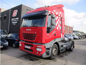 Tractor unit Iveco STRALIS 480 manual 'grandprix edition'