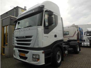 Tractor unit Iveco STRALIS 500 + MANUAL + EURO 5