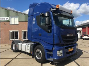 Iveco STRALIS AS440S42T-P / MANUEL / EURO 6 / PTO / HY  - tractor unit