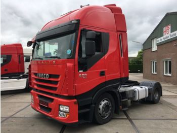 Iveco STRALIS AS440S50T/FP / EURO 5 EEV / RETARDER / M  - tractor unit