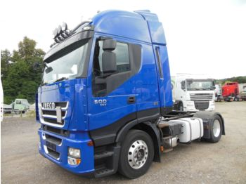 Iveco STRALIS AS 440S50 T/P, 500 PS, EEV  - tractor unit