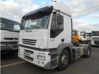 Tractor unit Iveco Stralis 430