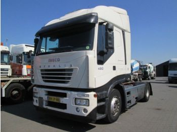 Tractor unit Iveco Stralis 430 AS Manual Gearbox