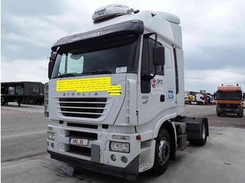 Iveco Stralis 430 Manual/zf intarder engine rebuilt - tractor unit
