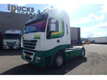Iveco Stralis 440AS450 + Euro 5 + Airco - tractor unit