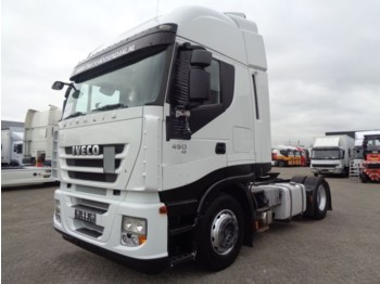 Iveco Stralis 450 + Euro 5 + Airco - tractor unit