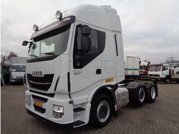 Tractor unit Iveco Stralis 460 e6 + Manual + Euro 6 + 2 IN STOCK