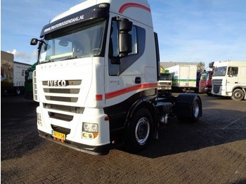 Tractor unit Iveco Stralis 500 + Euro 5 + Airco