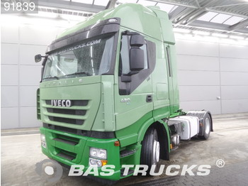 Tractor unit Iveco Stralis AS440S42 Intarder Euro 5 German-Truck