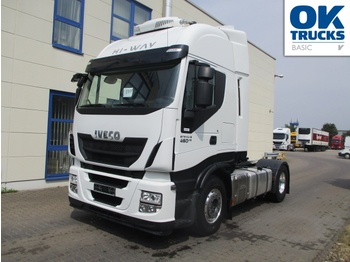 Tractor unit Iveco Stralis AS440S46T/P