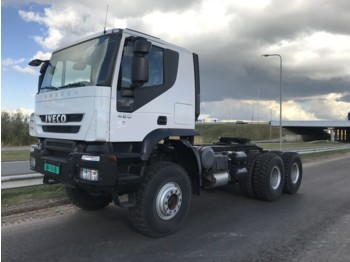 Iveco Trakker AT720T42WTH 420 6x6 Heavy Duty Tractor Head new unused - tractor unit