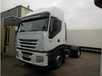 Tractor unit Iveco stralis 500 + manual + euro5 + NL truck