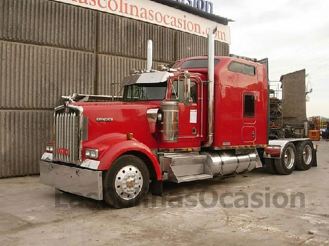 Kenworth W900 Tractor Unit From Spain For Sale At Truck1