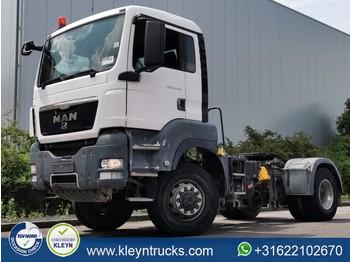 Tractor unit MAN 18.400 TGS 4x4 manual 130 tkm!