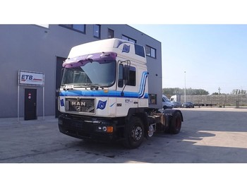 MAN 19.402 (6 CYLINDERS / F 2000) - tractor unit