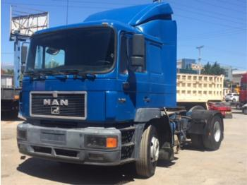 Tractor unit MAN 19.463 (Manual + Intarder )