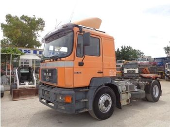 MAN MAN 19.463(4X2)-INTARDER - tractor unit